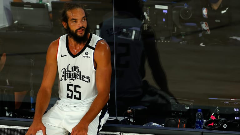 Joakim Noah Reveals Which Former LA Clipper Gave His 'Welcome to the NBA' Moment