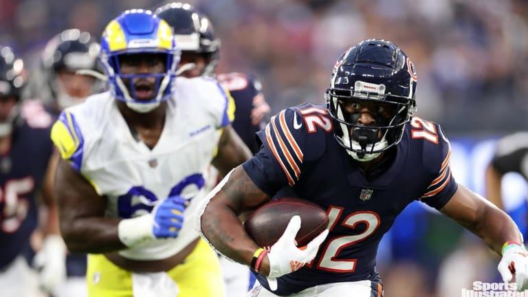 Bears at Rams In-Game Blog