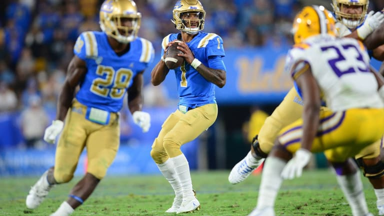 Extra Points: Is time to let UCLA and Michigan return from the CFP Wilderness?