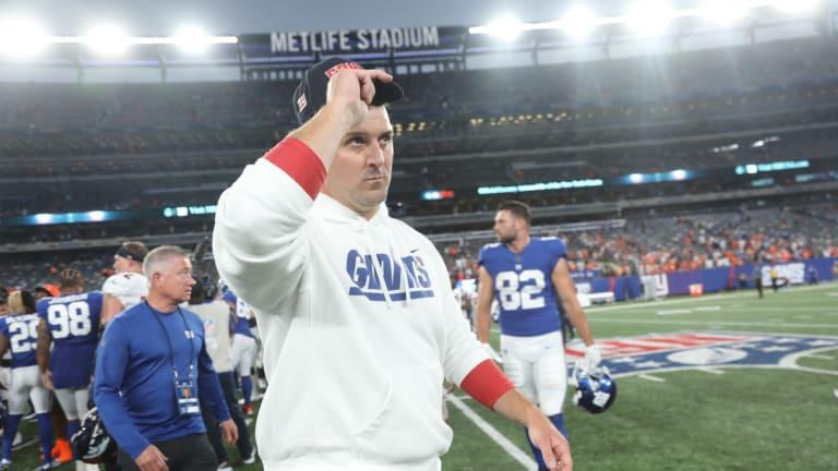 New York Giants Week 1 Report Card: Blech!