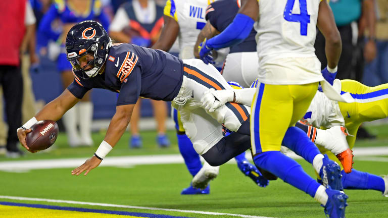 Too Much Offense for Bears to Handle