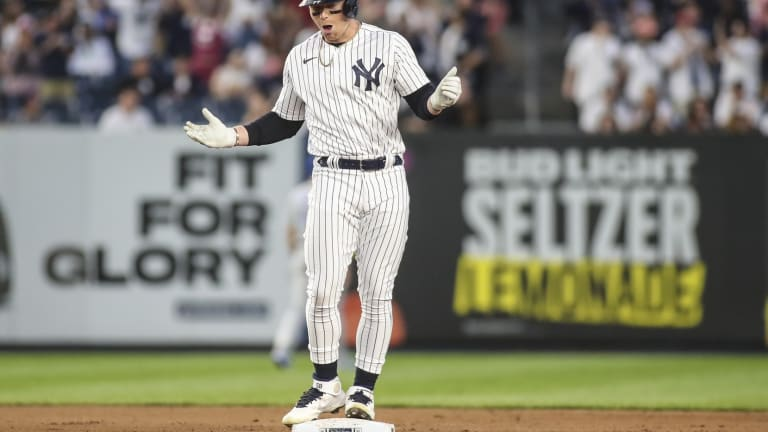Clint Frazier Won't Return to Yankees in 2021
