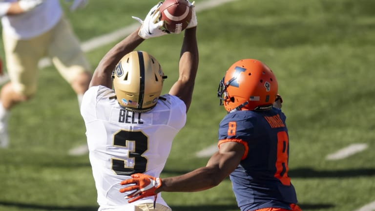 Purdue Football Game Time, TV Scheduling Announced for Matchup Against Illinois