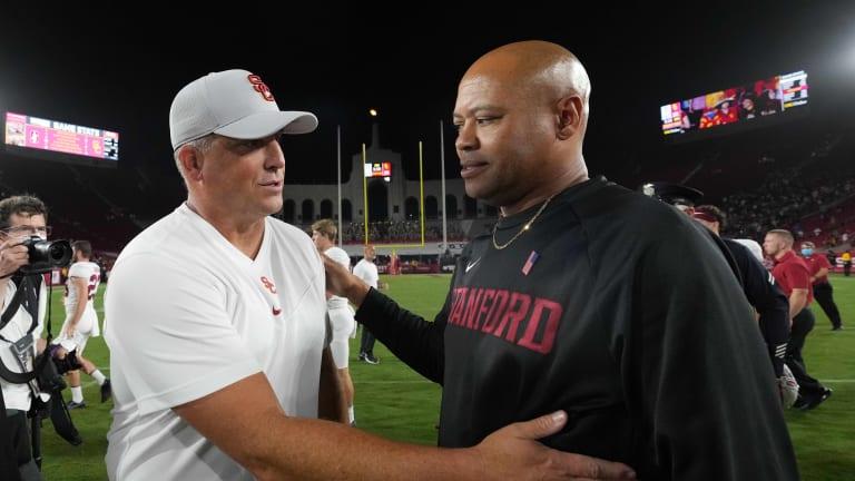 USC Head Coach Clay Helton Fired!