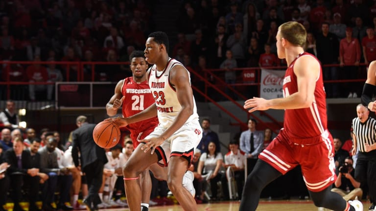 Charles Bassey is Working Out in Philly Amid Contract Negotiations