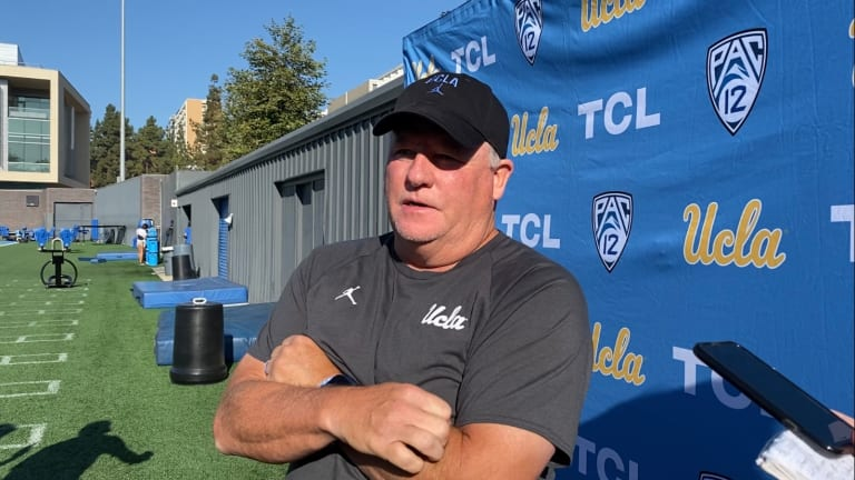 WATCH: Chip Kelly on Fresno State's Pass Attack, Growth of Team Since 2018