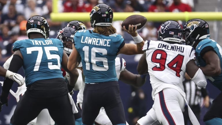Jaguars Mailbag: What is the Level of Concern After Week 1?