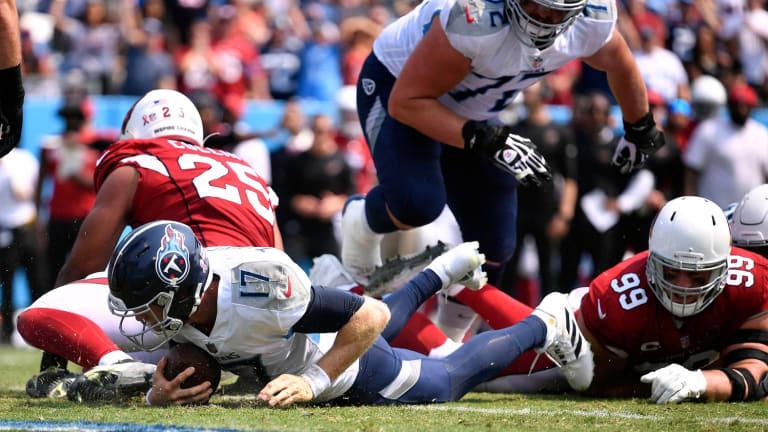 NFL Power Rankings: Going Down