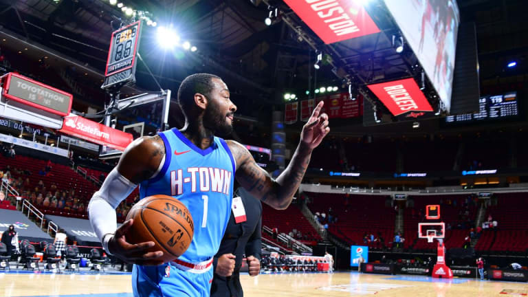 Report: Rockets Taking Offers From Clippers For John Wall