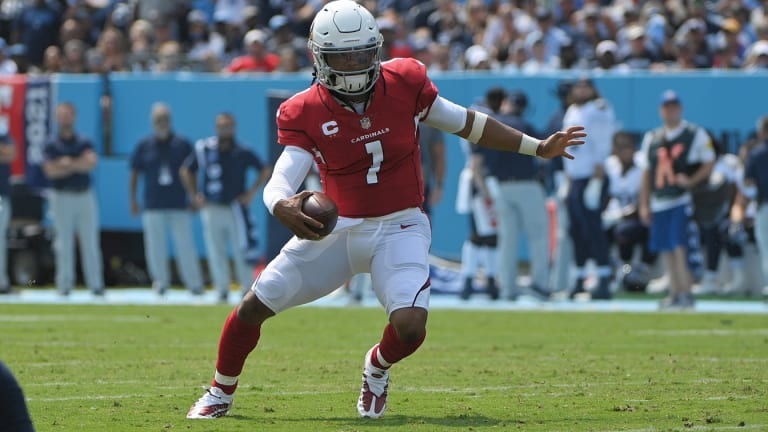 Shipley's Dozen: 12 Thoughts on Kyler Murray, Trevor Lawrence and Week 1 Action