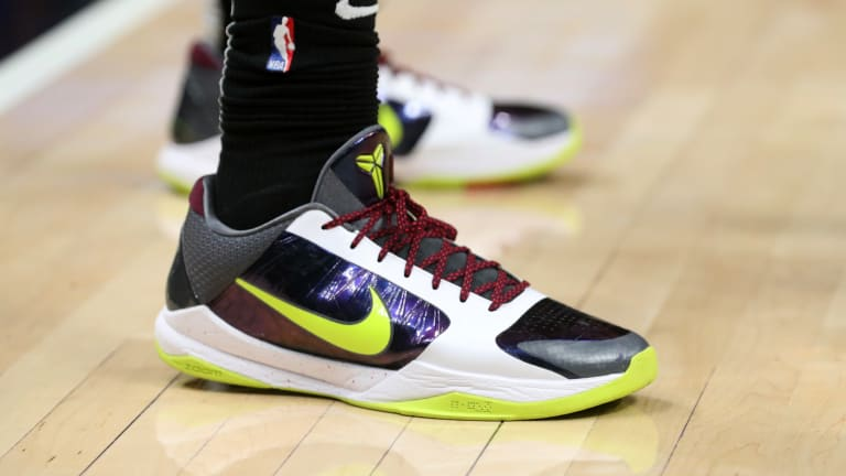 Atlanta Hawks Roster Almost Evenly Divided Between Adidas and Nike
