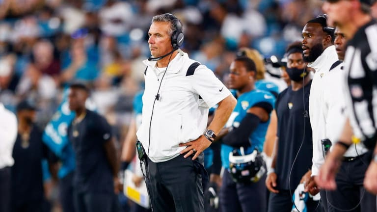 Jaguars HC Urban Meyer Shoots Down USC Rumors: 'There's No Chance'