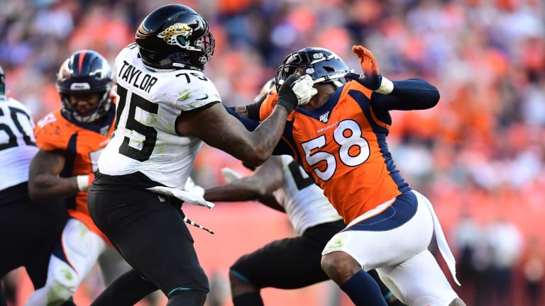 Jaguars vs. Broncos: 5 Players Who Will Decide Week 2