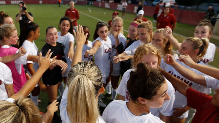 Alabama Soccer Turns the Page, and Turns to SEC Play