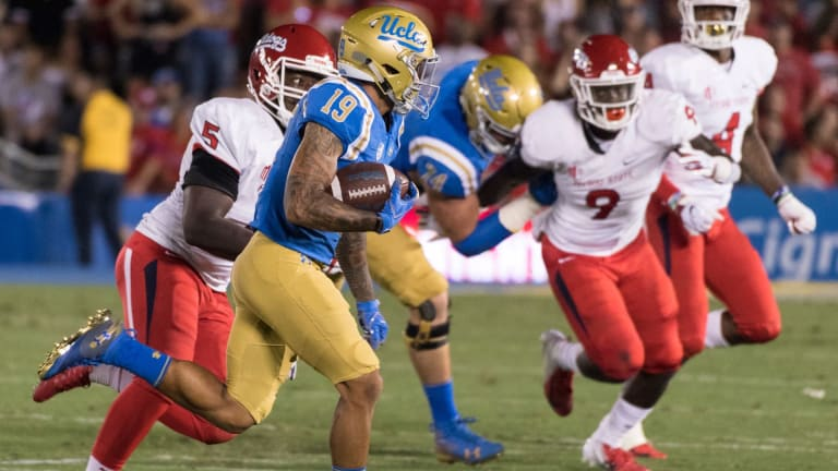 Fresno State Visits UCLA at Rose Bowl with Momentum, Familiar Faces