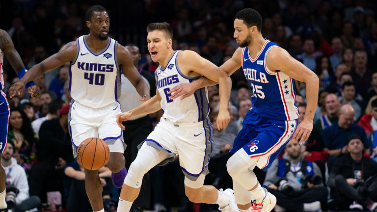 Former Sixer Thinks Kings Should Trade for Simmons