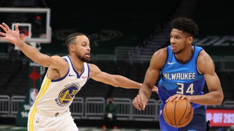Opinion: Golden State Warriors' Steph Curry Is Better Than Milwaukee Bucks' Giannis Antetokounmpo