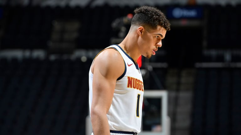 """Michael Porter Jr. Says Clippers Doctor Told Him He'd """"Never Play Again"""""""