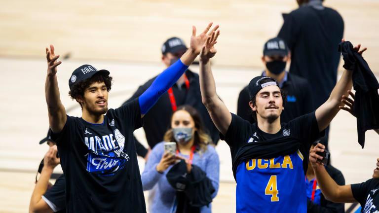 First Look at UCLA Men's Basketball's Jordan Brand Uniforms