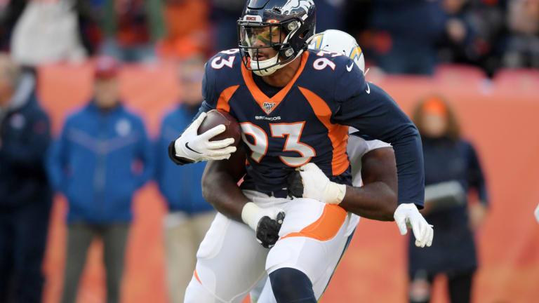 Former Buckeyes, Current Broncos DL Dre'Mont Jones Expresses Opinion On Urban Meyer's NFL Stint Thus Far
