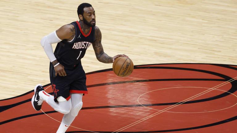 NBA Insider Doesn't Envision Rockets Moving John Wall This Season