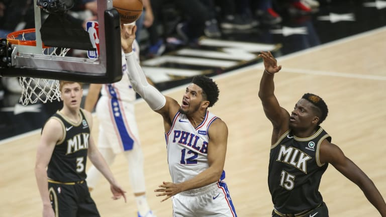 This Mock Trade Sends Tobias Harris to Western Conference