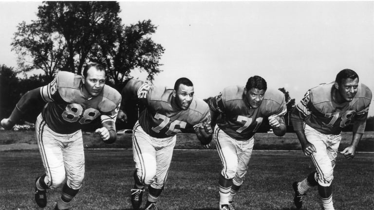 Remembering Former Pass-Rushing Great Roger Brown, Gone at 84