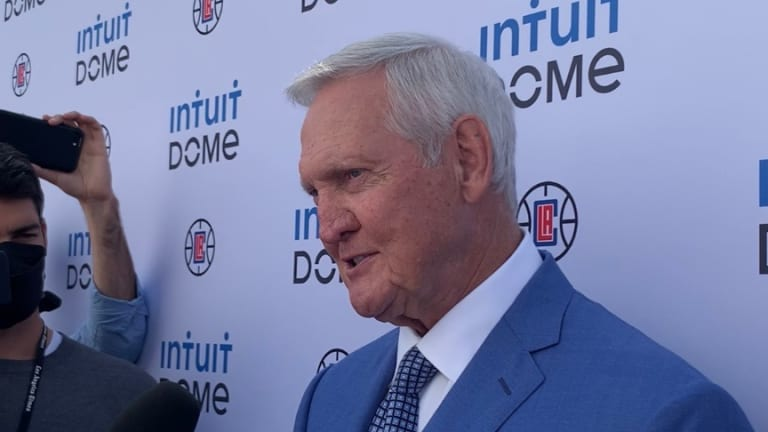 LA Clippers Exec Jerry West: 'We Have the Worst Schedule Every Year'