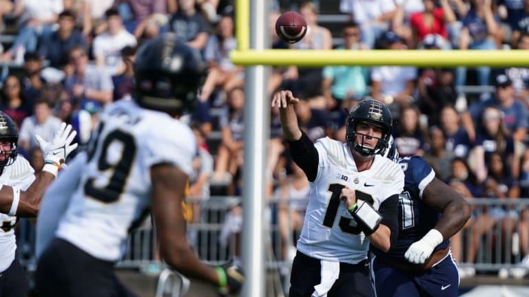 LIVE BLOG: Follow Saturday's Purdue-Notre Dame Game in Real Time; News & Analysis