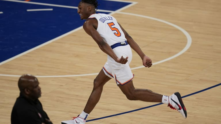 This Former NBA Player Hasn't Been In The NBA For 4 Seasons, But Will Be Paid More Money By The Pacers Next Season Than The New York Knicks Will Pay Immanuel Quickley