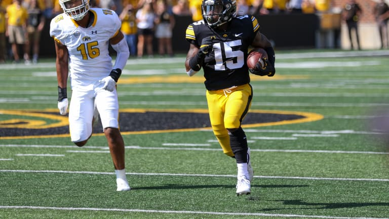 HN TV: Iowa Players Kent State Postgame