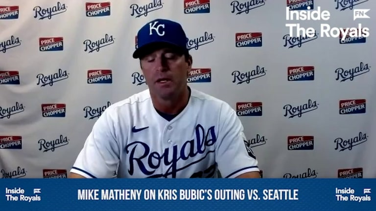 Dylan Coleman Is Kansas City's Fastest-Rising Prospect