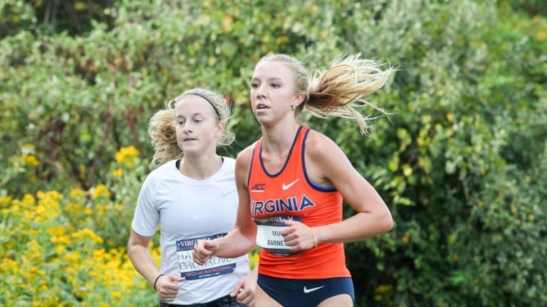 UVA Runners Place First in Both Men's and Women's Races at the Virginia Invitational