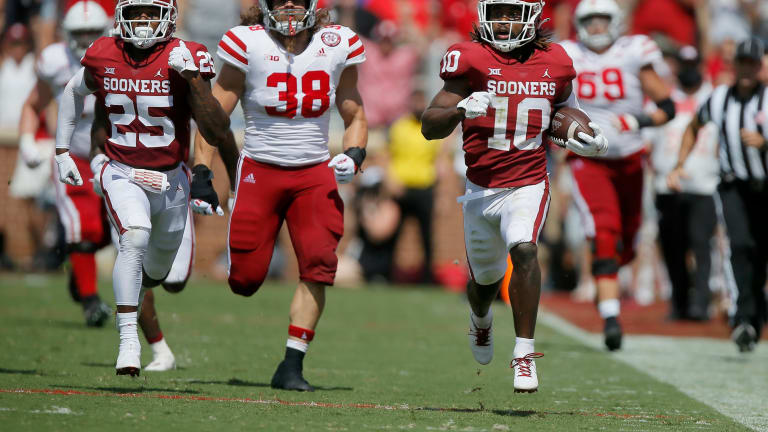 The Usual Mistakes Cost Huskers in Game of the Century Anniversary at No. 3 Oklahoma