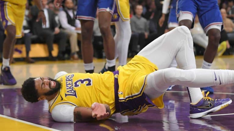 Can Anthony Davis Shed the Injury Prone Label This Season?