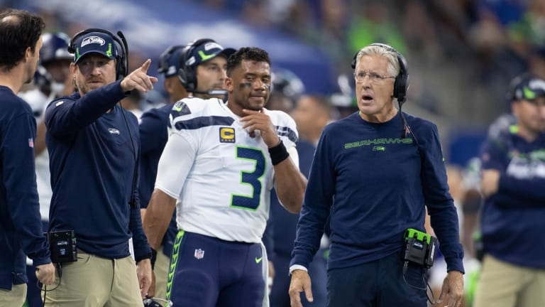 Quotes of Notes: Seahawks Talk Matchup With Titans