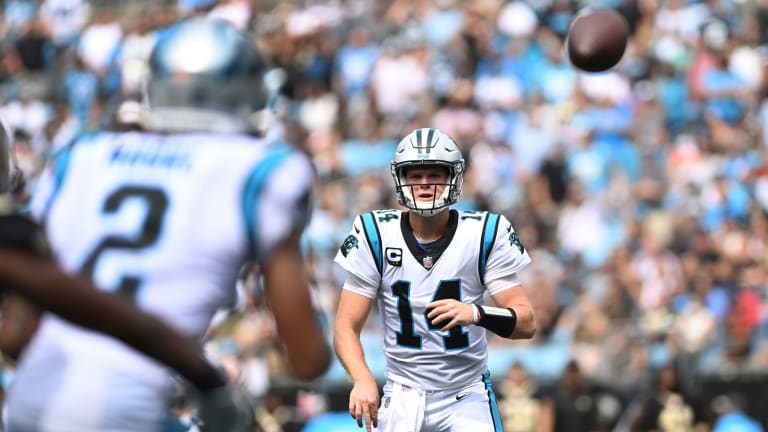 Initial Reactions Following the Panthers Week 2 Win Over the Saints