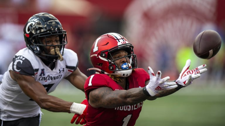 Hoosiers Open As 10-Point Favorites For Next Week's Game at Western Kentucky