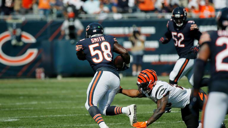Reversal of Fortunes for Bears Defense