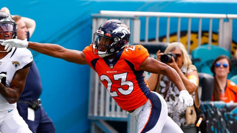 Jaguars Vs. Broncos: Notes and Thoughts at Halftime