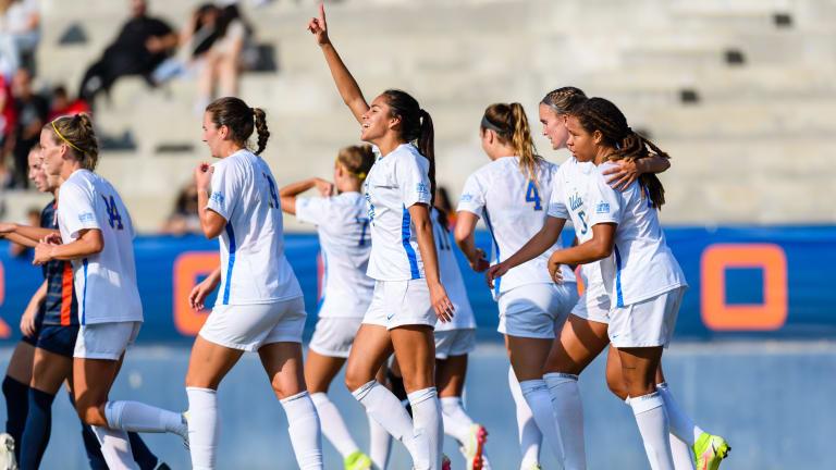 UCLA Women's Soccer Continues Shutout Streak, Notches Win Against SDSU