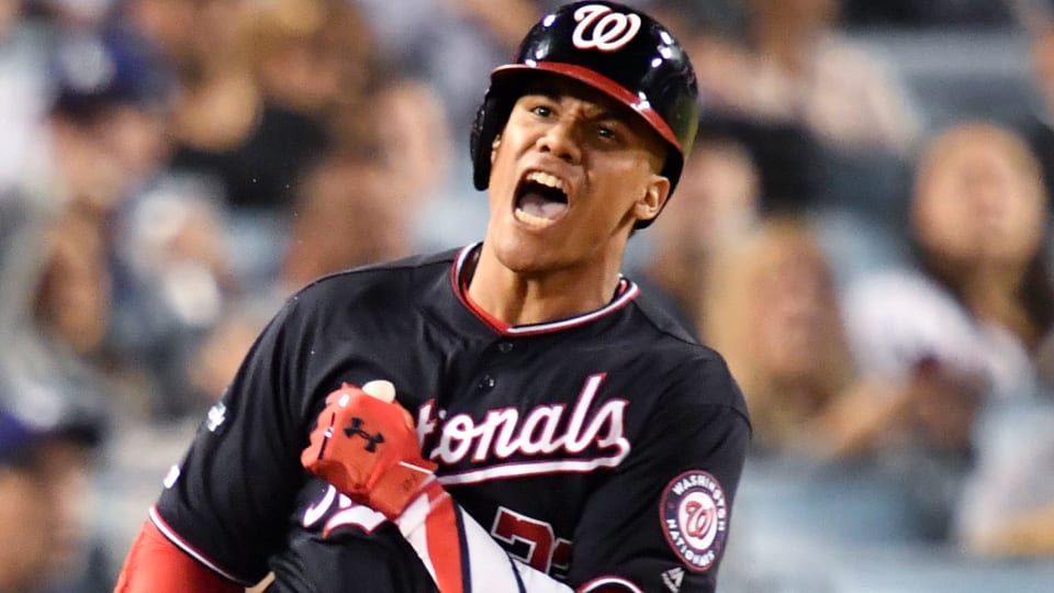 Verducci's Notebook: The Fear of Juan Soto, the Postseason of Spin and More