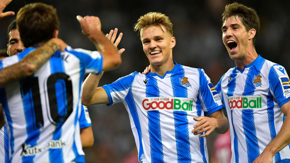 Martin Odegaard Proving His Talent Is Above a 'Publicity Stunt'