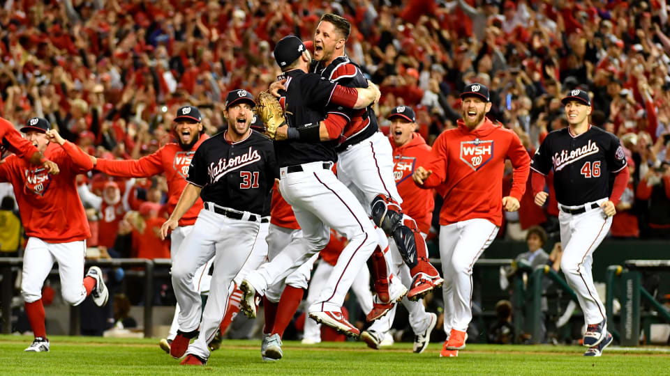 Nationals Treasure: After Years of Heartbreak, Washington Has Won the National League