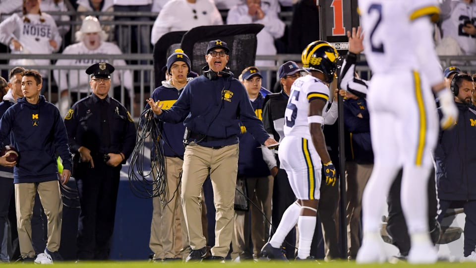 Michigan's Postseason Hopes End Early in Gut-Wrenching Loss to Penn State