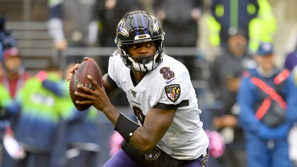 Lamar Jackson Is Quickly Becoming the NFL's Must-See Quarterback