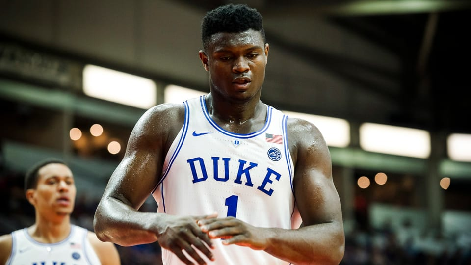Request For Admission in Zion Williamson Lawsuit Should Worry Duke