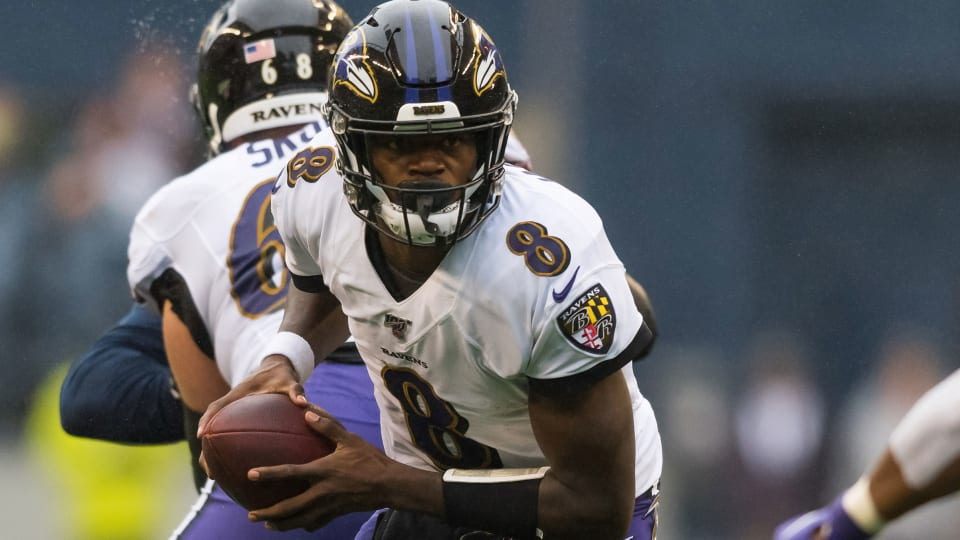 Clutch Defensive Stands—and, As Always, Lamar Jackson—Rule the Day in Week 10