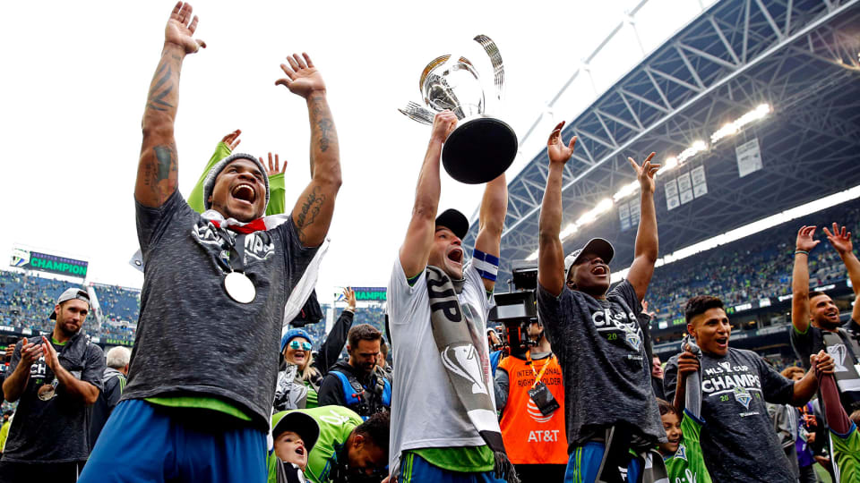 Sounders Most Reliable and Most Needed Contributors Rise to Occasion in MLS Cup Triumph