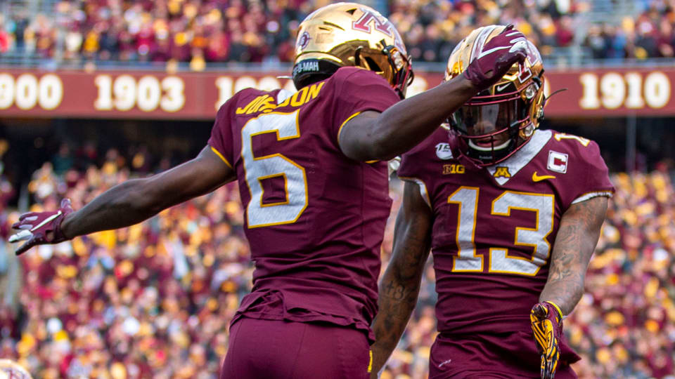Minnesota in Top 10 and Other Big Things We're Expecting From New Playoff Rankings